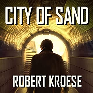 City of Sand audiobook cover art