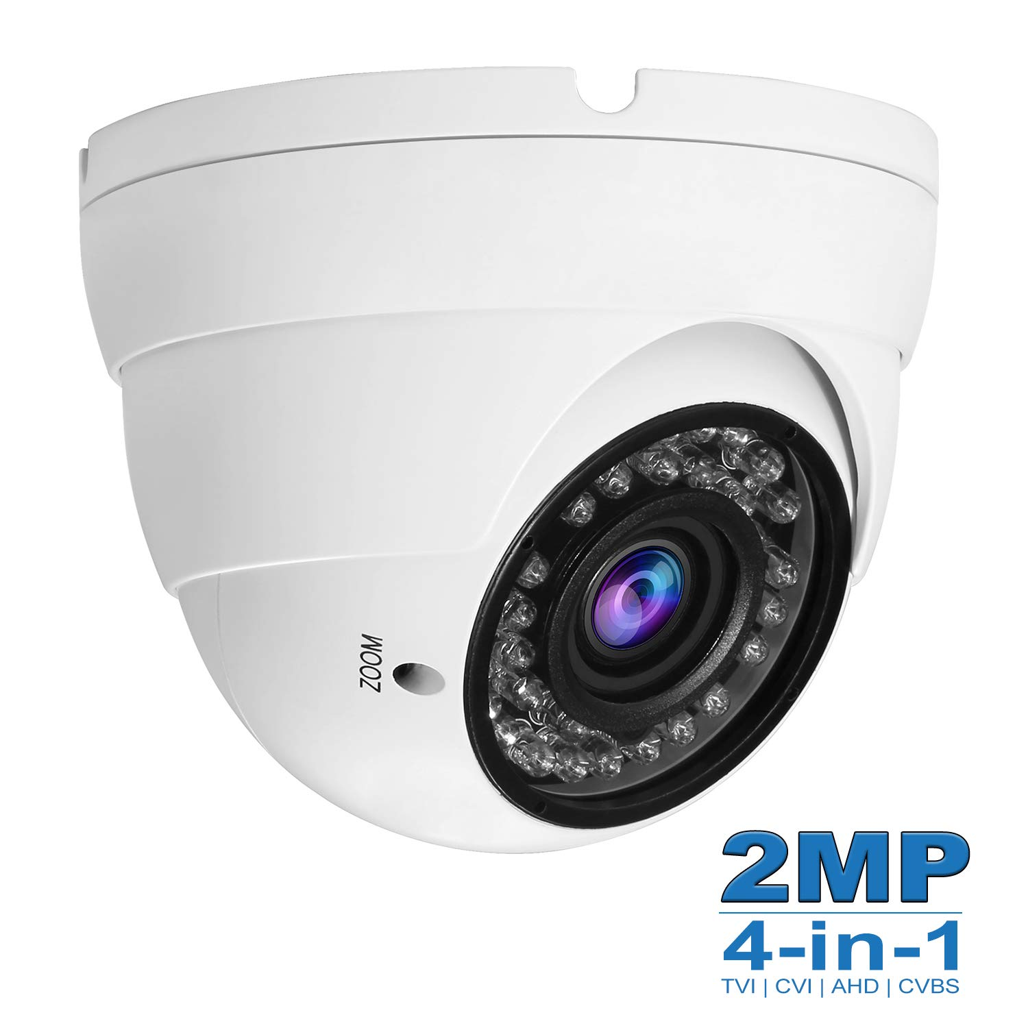 Anpviz Security Varifocal Surveillance Waterproof