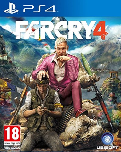 Far Cry 4: Ubisoft: Amazon.es: Videojuegos