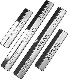 NISSAN X-TRAIL t30 Paraurti Vernice Protezione Pellicola Carbon 3d 10072
