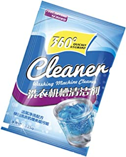 HAPPIShare Washing Machine Deep Cleaning Descaler Washing Machine Tub Bomb Cleaner Washer Decontamination Detergent Effervescent Tablets Deodorant Durable Solid Washing Machine Cleaning Expert