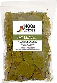 4oz Bay Leaves Semi Selected, Hojas de Laurel