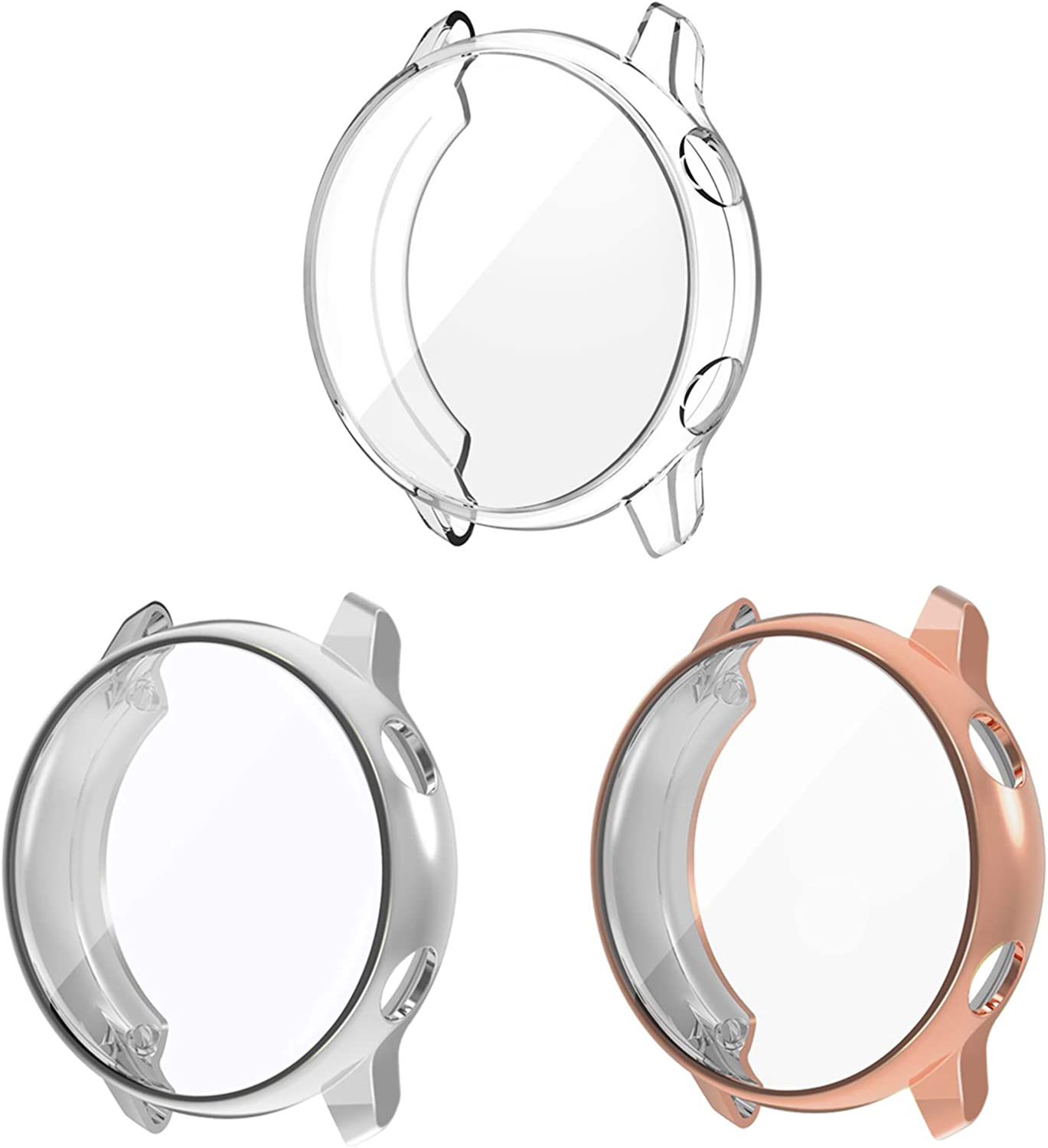 Protector Para Smartwatch Galaxy Watch Active 40 mm pack 3