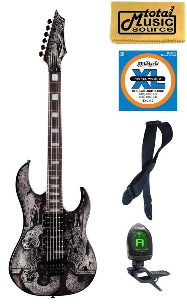 Cheap Dean Michael Angelo Batio MAB4 Gauntlet Guitar MAB4 Bundle Black Friday & Cyber Monday 2019