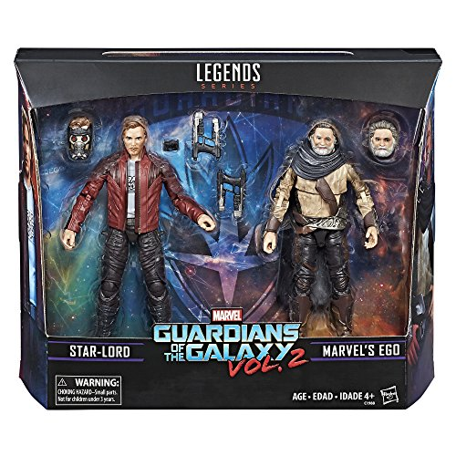 Marvel Legends Guardians of The Galaxy Vol. 2 Marvel's Ego & Star-Lord 2er-Pack