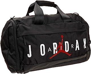 Nike Air Jordan Velocity Duffle Bag (One Size, Black)