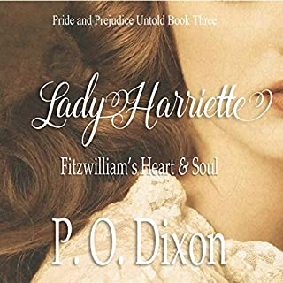Lady Harriette cover art