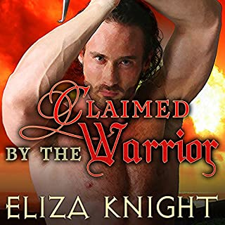 Claimed by the Warrior     Conquered Bride Series, Book 3              By:                                                                                                                                 Eliza Knight                               Narrated by:                                                                                                                                 Antony Ferguson                      Length: 7 hrs and 49 mins     97 ratings     Overall 4.4