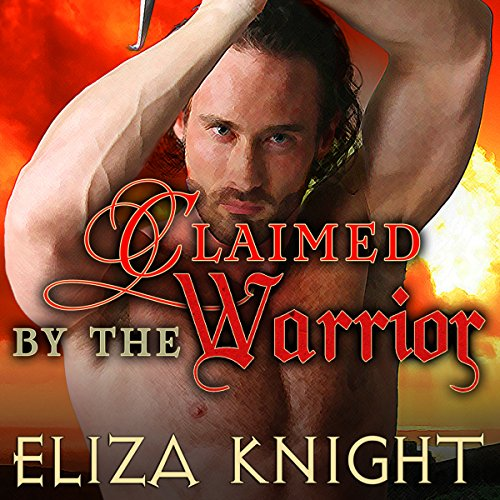 Claimed by the Warrior audiobook cover art