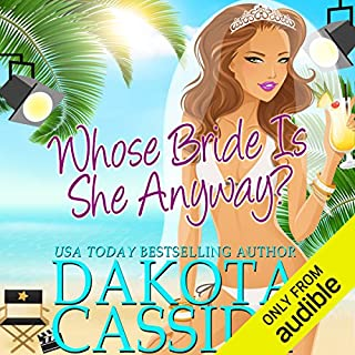 Whose Bride Is She Anyway? audiobook cover art