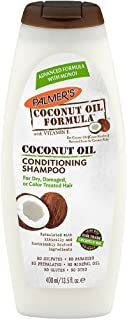 Palmer's Coconut Oil Formula Conditioning Shampoo 13.5 oz (Pack of 4)