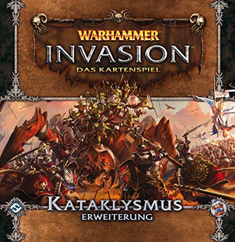 Asmodee  HE243 - Warhammer Invasion: Kataklysmus - Erweiterung, Kartenspiel