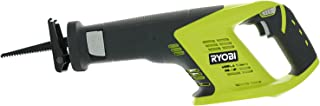 Ryobi P515 One+ 18V 7/8 Inch Stroke Length 3,100 RPM Lithium Ion Cordless Reciprocating..
