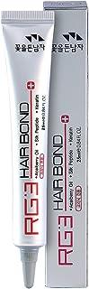 (花持ち男) RG3 ヘアーボンド エッセンス ヘアーケアー 髪の毛たんぱく質補充 サラサラヘアー [海外直送品] (4本セット)