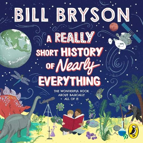 Couverture de A Really Short History of Nearly Everything