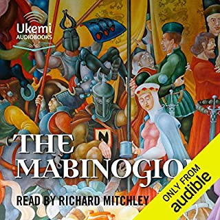 The Mabinogion cover art