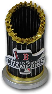FOCO MLB Boston Red Sox 2013 World Series Champions Trophy Paperweight