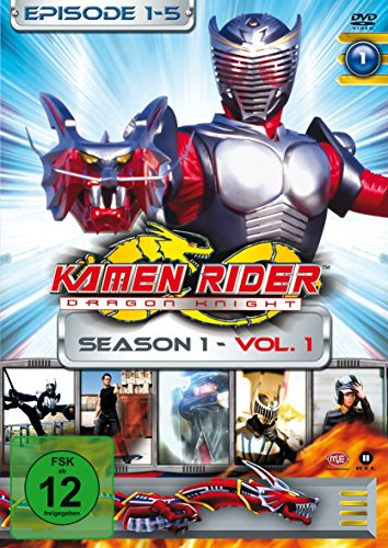 Season 1, Vol. 1 (Episode 1-5)