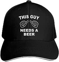 Beer Vintage Men Women Baseball Cap Sandwich Bill Caps Truck Driver Hat Dad Hats