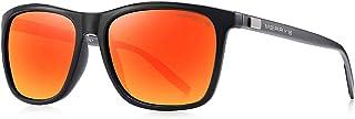 نظارات شمسية مستقطبة كلاسيكية S8286 من الألومنيوم للرجال والنساء من ميريز