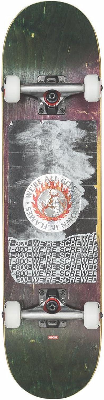 Globe Herren G2 in Flames Skateboard B07B6KTJB3  Allgemeines Allgemeines Allgemeines Produkt 076b0c