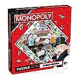 Dublin Monopoly Puzzle-Spiel, 1000 Teile