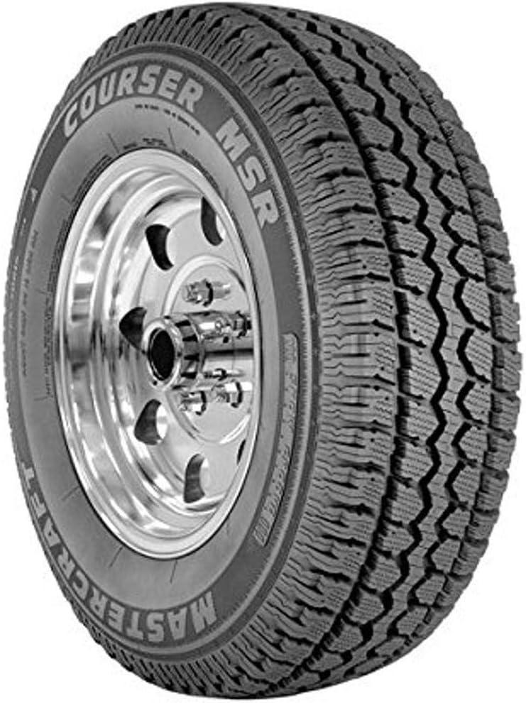 Mastercraft Courser MSR Winter Radial 75R16 Many popular brands - Long Beach Mall 245 Tire 111S