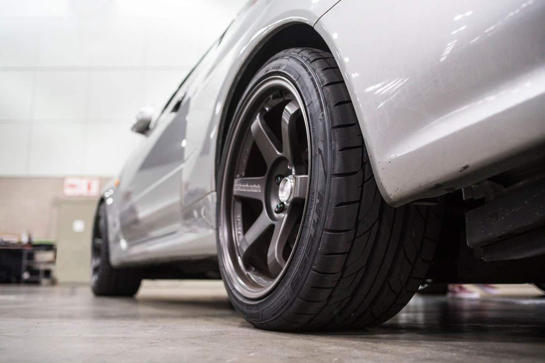 Nitto NT555 G2 all_ Season Radial Tire-275/40ZR19 105W