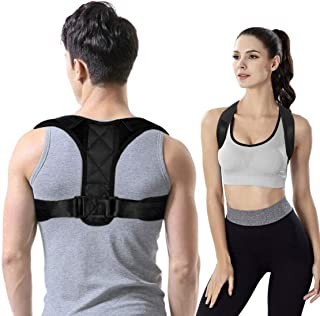 back harness for posture