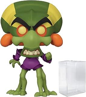 Pop Games: Crash Bandicoot - Nitros Oxide Pop! Vinyl Figure (Includes Compatible Pop Box Protector Case)