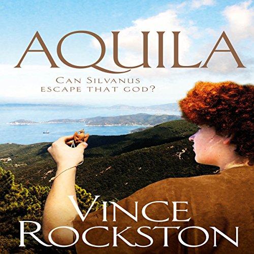 Aquila audiobook cover art