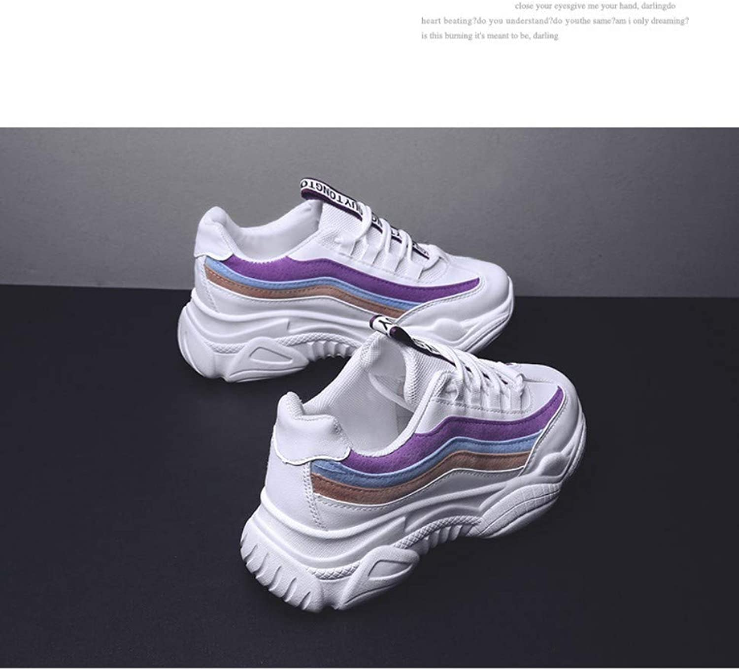 ZHIJINLI Sports shoes single shoes training shoes casual shoes work shoes fitness shoes fashion lightweight safety shoes, 38.5EU