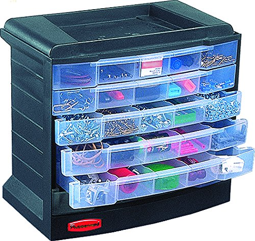 Curver Curver Schubladenbox Kleinteilemagazin 290x170xH270mm Sortimentsschrank Angelbox