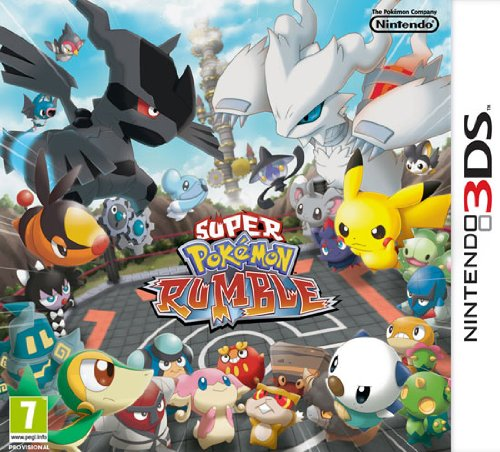 Super Pokemon Rumble [ES Import]