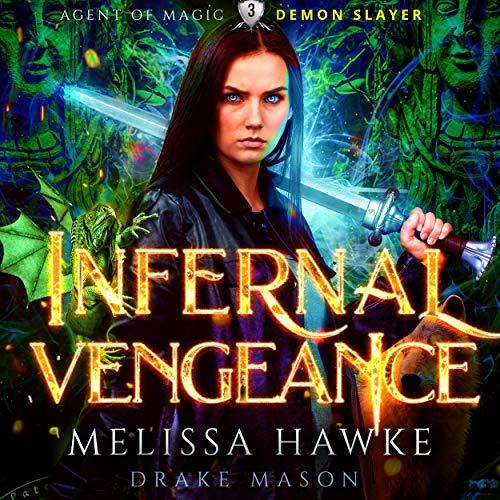 Infernal Vengeance: Demon Slayer cover art