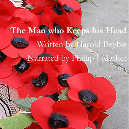 The Man Who Keeps His Head audiobook cover art
