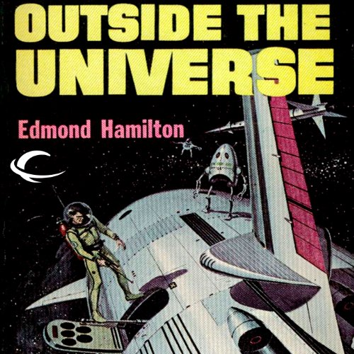 Outside the Universe audiobook cover art