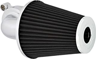 Arlen Ness 90 Degree Monster Sucker Air Cleaner No Cover Chrome 81-034
