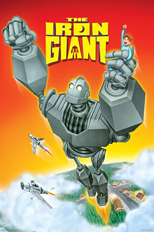 MCPoster The Iron Giant Movie Poster Glossy Finish PRM326