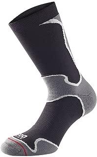 1000 Mile Blister Free Combat Walking Hiking Military Grade Double Layer Unisex Socks Small // 3-5.5UK - 1 Pair Black