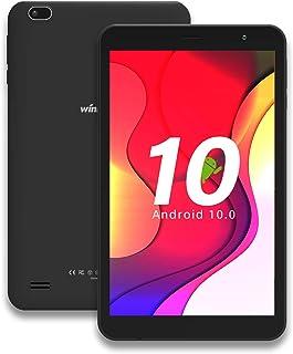 【最新Android 10.0 GOモデル】WINNOVO タブレット8インチ 32GB Wi-Fiモデル 1280x800 IPSディスプレイ GPS搭載 Bluetooth 4.0 日本語仕様書付き/M8