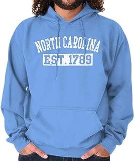 North Carolina Est 1789 NC Sports Souvenir Hoodie