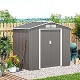 Zoom IMG-1 outsunny cabina casetta da giardino