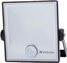 Verbatim 65639 - Sensor Floodlight 10W 800lm 5000K DL IK07 w/AU Plug