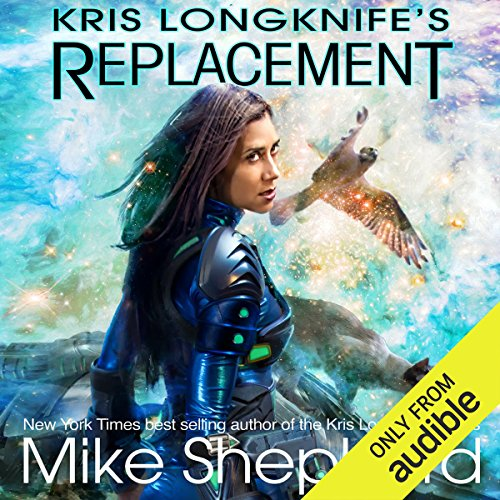 Kris Longknife's Replacement     Admiral Santiago, Book 1              By:                                                                                                                                 Mike Shepherd                               Narrated by:                                                                                                                                 Vanessa Chambers                      Length: 6 hrs and 25 mins     204 ratings     Overall 4.5