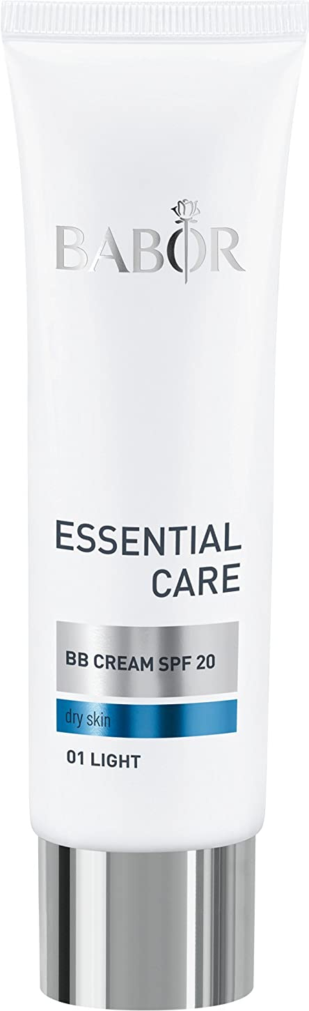 クレタ多年生振るバボール Essential Care BB Cream SPF 20 (For Dry Skin) - # 01 Light 50ml/1.7oz並行輸入品