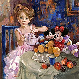 Irene Sheri Would You Like Some Tea? Disney Art