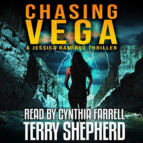 Chasing Vega Audiobook By Terry Shepherd cover art