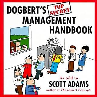 Dogbert's Top Secret Management Handbook cover art