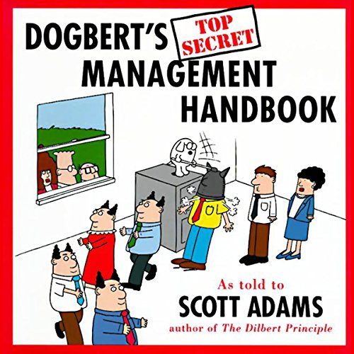Dogbert's Top Secret Management Handbook  By  cover art